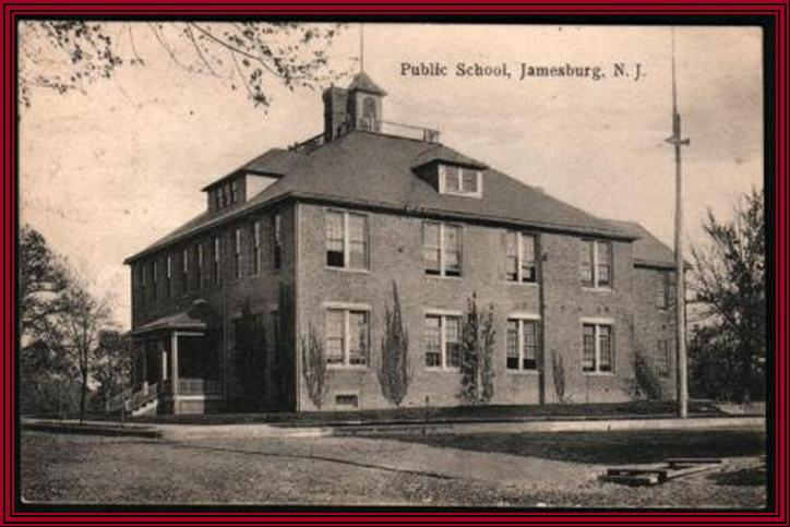 The First Jamesburg High School