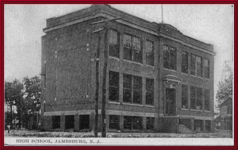 The Second, 1911, Jamesburg High School